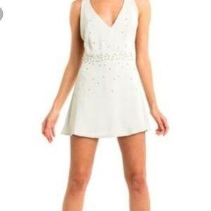 Wildfox Couture Coda Pearl mini dress size M
